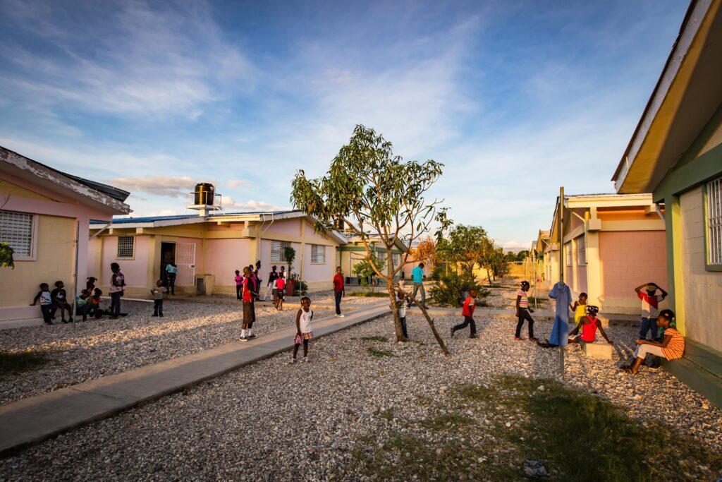 Le Village d'Enfants SOS de Les Cayes